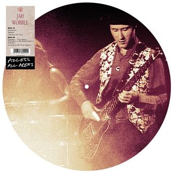 Jah Wobble: Access All Areas: Limited Edition Picture Disc