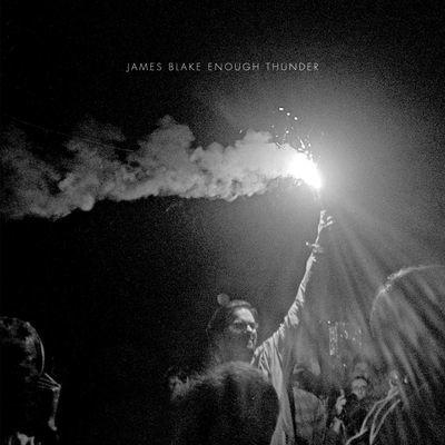 James Blake: Enough Thunder CD