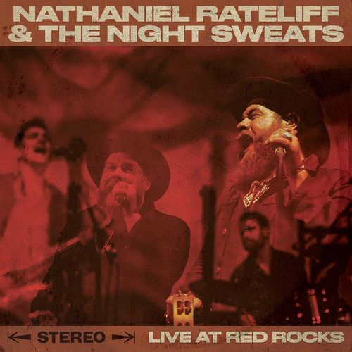 Nathaniel Rateliff & The Nightsweats: Live At Red Rocks