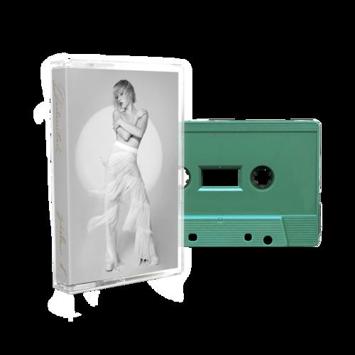 Carly Rae Jepsen.: Dedicated Side B Mint Green Cassette - UK EXCLUSIVE