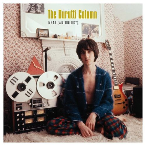 The Durutti Column: M24J (Anthology) - Double LP + 7