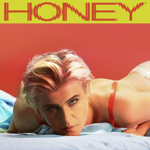 Robyn: Honey: CD