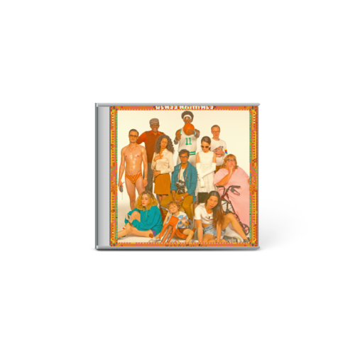 Glass Animals: How To Be A Human Being CD