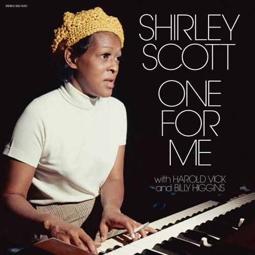 Shirley Scott: One For Me