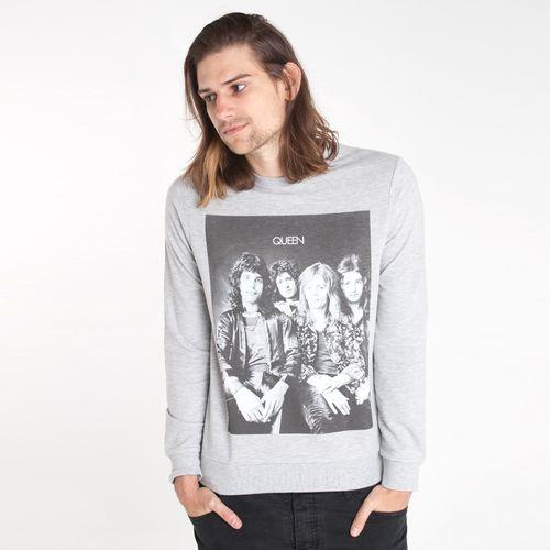 Queen: London '74 Sweatshirt - Large