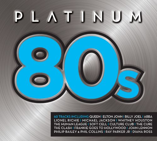 Various Artists: Platinum 80s CD