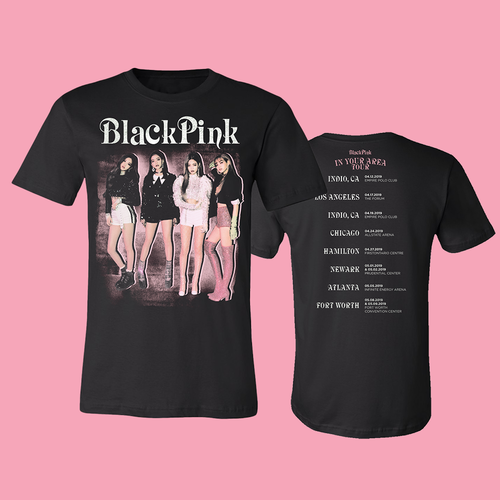 Blackpink: Pink Noise T-Shirt