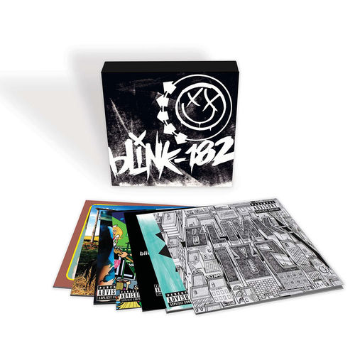 Blink-182: Blink-182 Box Set