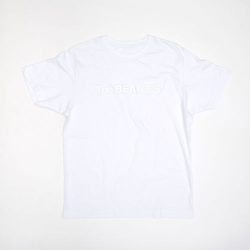 Abbey Road Studios: The Beatles White Album T-shirt - M