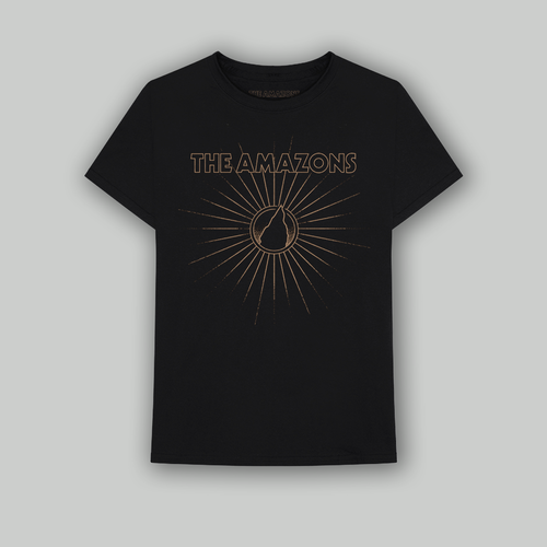 The Amazons: The Amazons T-shirt