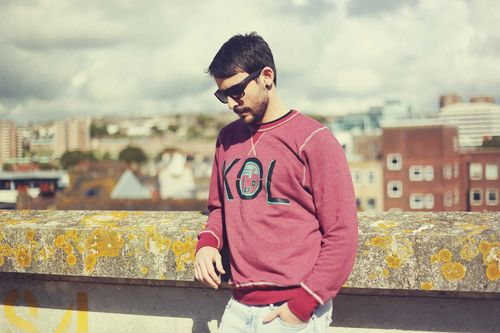 Kings Of Leon: KOL Burgundy Sweatshirt - X-Large