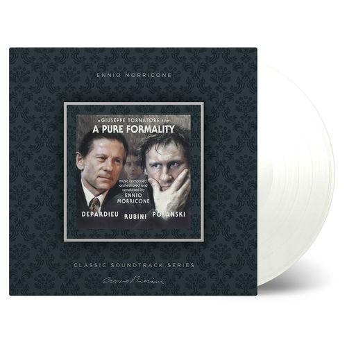 Ennio Morricone: A Pure Formality: Clear Vinyl