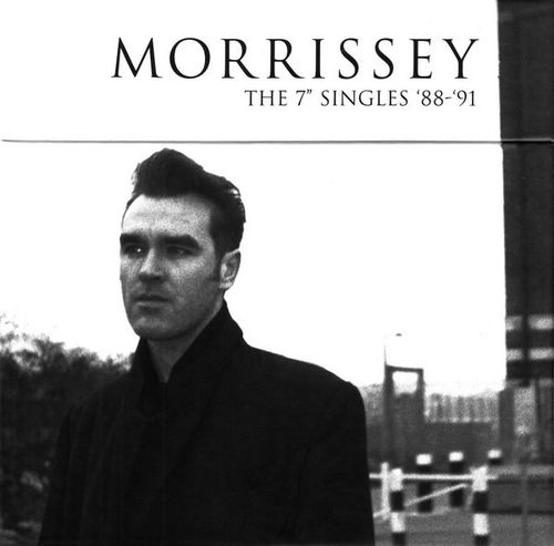 Morrissey: The 7 inch Singles 88-91 (10 x 7 inch singles Box)