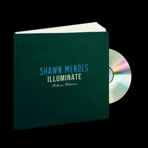 Shawn Mendes: Illuminate Book