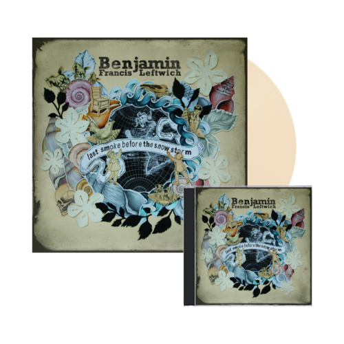 Benjamin Francis Leftwich: Last Smoke Before The Snowstorm LP + CD Bundle