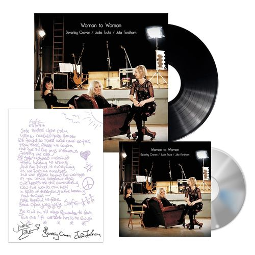 Judie Tzuke, Beverley Craven, Julia Fordham: Stay With Me Till Dawn - Webstore Exclusive Bundle