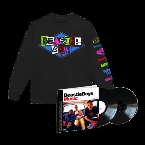 Beastie Boys: <b>Beastie Boys Music Vinyl Bundle </b>