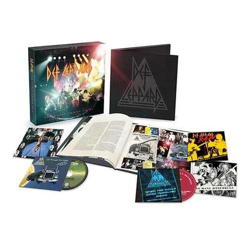 Def Leppard: The Early Years: 5 CD Box Set