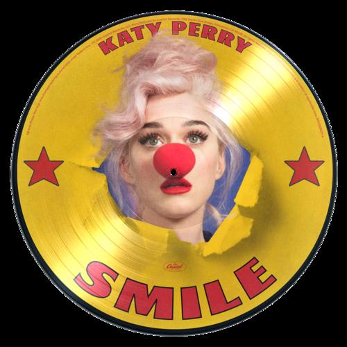 Katy Perry: Smile D2C Exclusive Picture Disc Vinyl