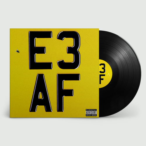 Dizzee Rascal: E3 AF: Signed Recordstore Exclusive 180gm Vinyl LP