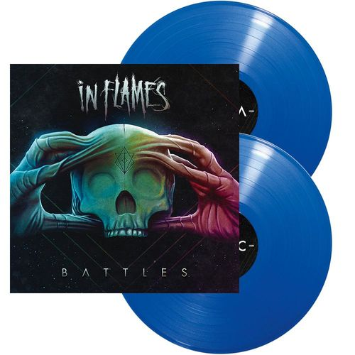 In Flames: Battles: Limited Edition Blue Vinyl