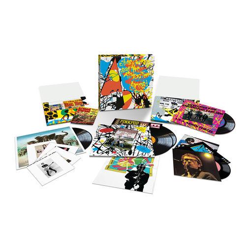Elvis Costello: Armed Forces: Exclusive Super Deluxe Black Vinyl Box Set
