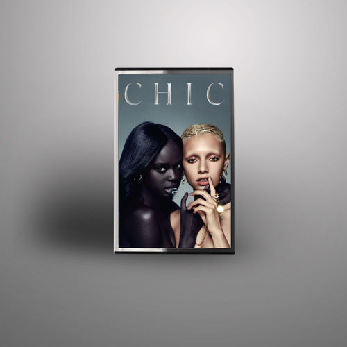 Nile Rodgers & Chic: It's About Time Chrome Cassette