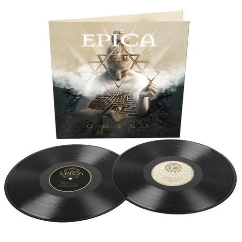 Epica: Omega: Limited Edition Gatefold Double Vinyl + Signed Photocard