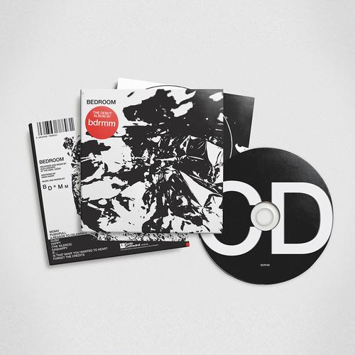 bdrmm: Bedroom: Exclusive Signed CD