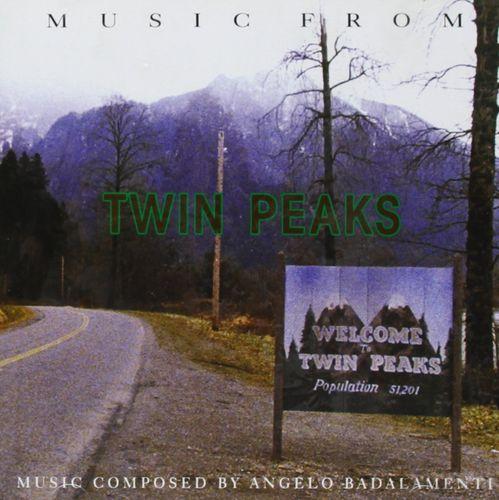 Angelo Badalamenti: Music From Twin Peaks