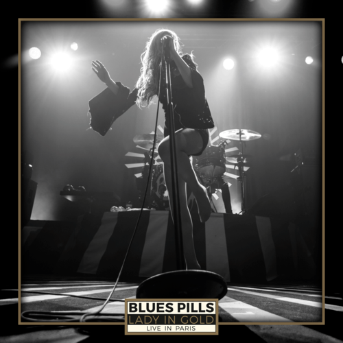 Blues Pills: Lady In Gold - Live In Paris: Ltd. Edition Gatefold Picture Disc Vinyl