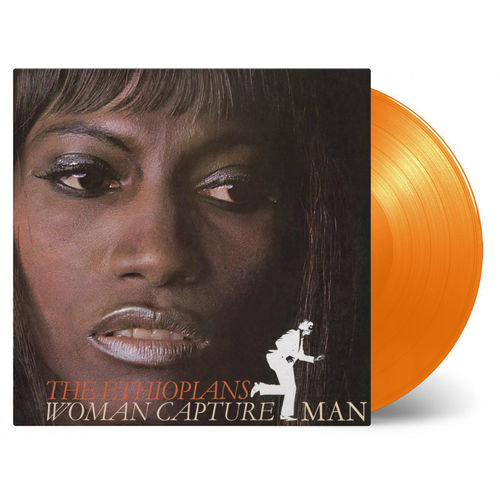 The Ethiopians: Woman Capture Man: Orange Vinyl
