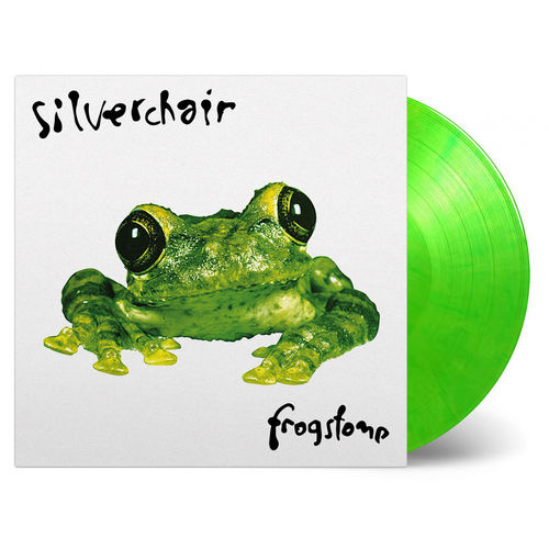 Silverchair: Frogstomp: Limited Edition Green Coloured Vinyl