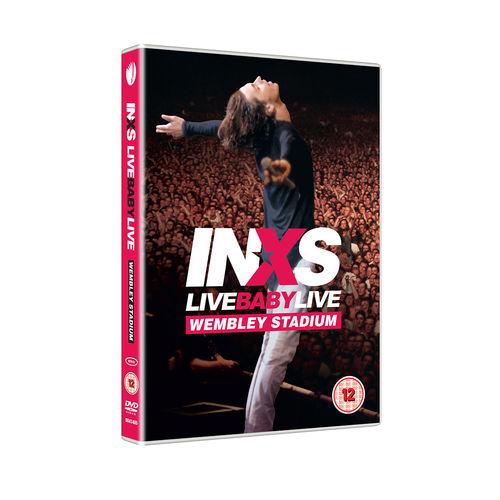 INXS: Live Baby Live: DVD