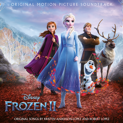 Various Artists: Frozen 2 (Original Motion Picture Soundtrack)