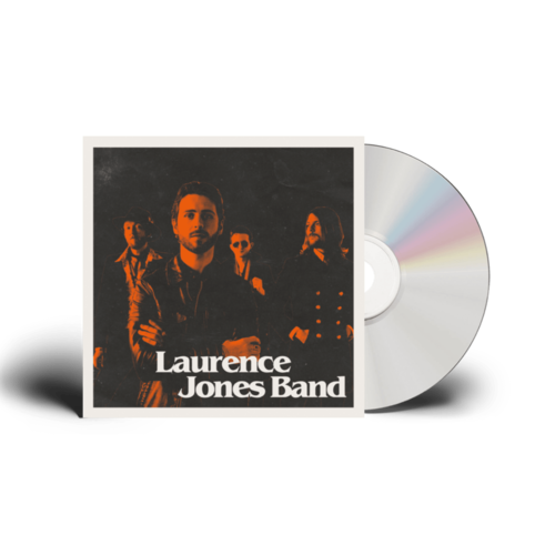 Laurence Jones: Laurence Jones Band