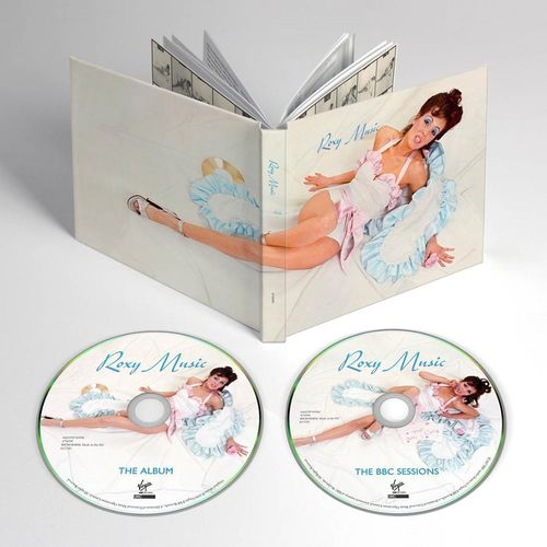 Roxy Music: Roxy Music (Deluxe)