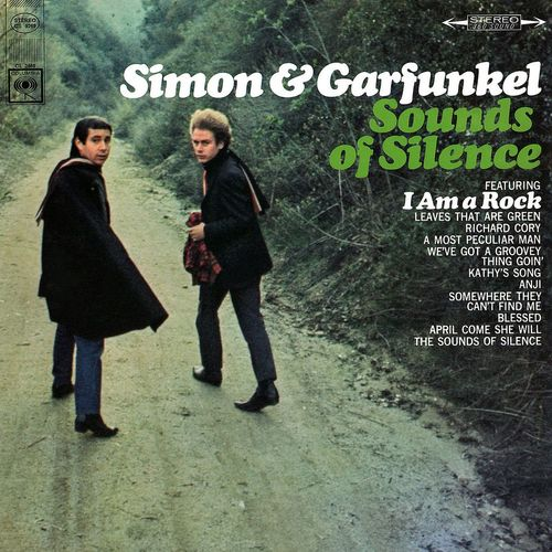 Simon & Garfunkel: Sounds of Silence: Vinyl LP