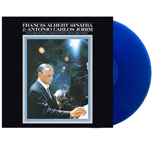 Frank Sinatra: Francis Sinatra & Antonio Carlos Jobim (Blue Vinyl)