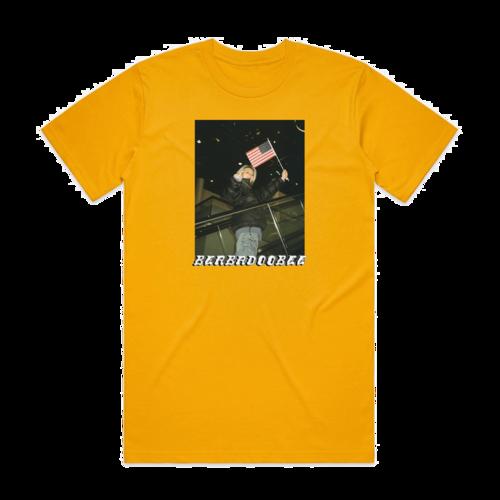 Beabadoobee: Yellow 'Awesome' T Shirt
