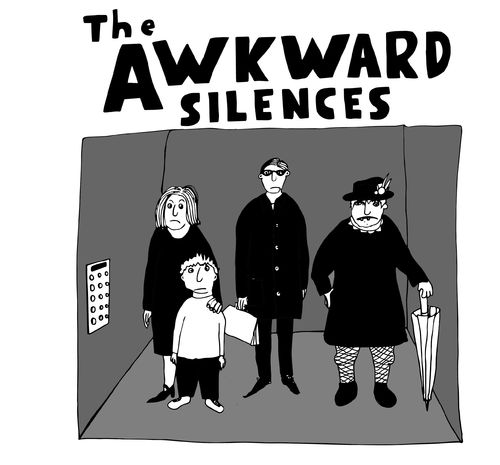 The Awkward Silences: The Awkward Silences: Exclusive Signed CD