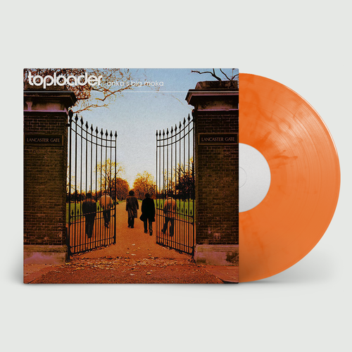 Toploader: Onka's Big Moka: Limited Edition Orange Swirled Vinyl