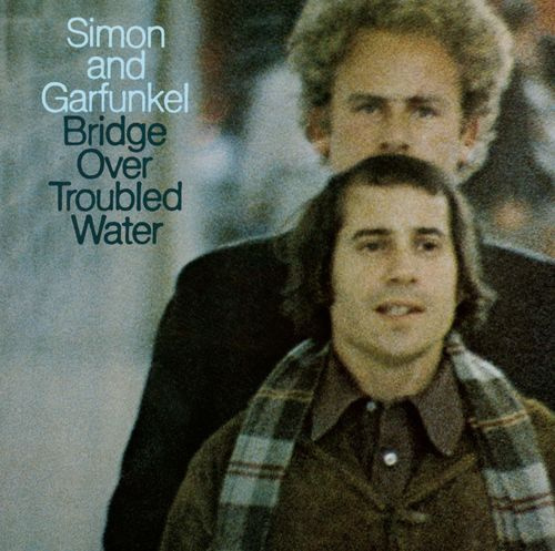 Simon & Garfunkel: Bridge Over Troubled Water: Vinyl LP