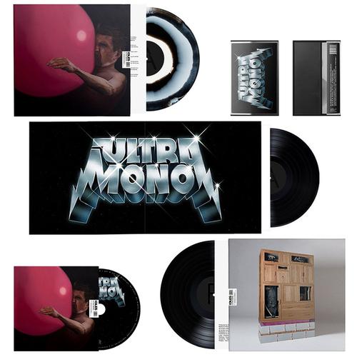 IDLES: Ultra Mono: Signed