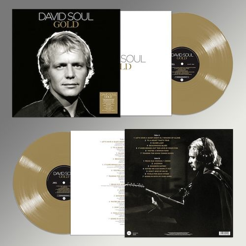 David Soul: Gold: Limited Edition Colour Vinyl