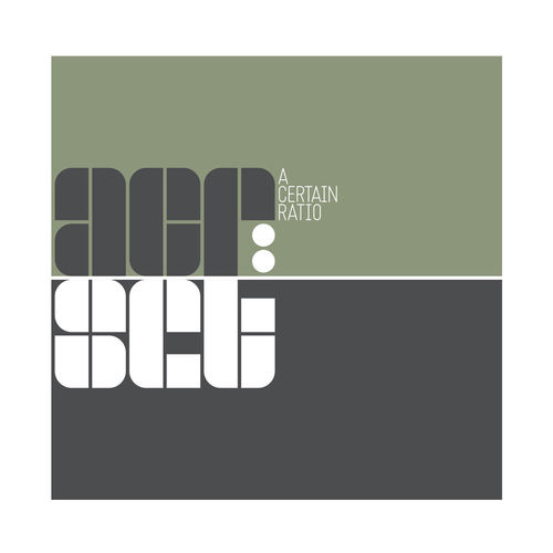 A Certain Ratio: acr:set: Dark Green/Silver Vinyl