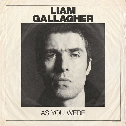 Liam Gallagher: As You Were