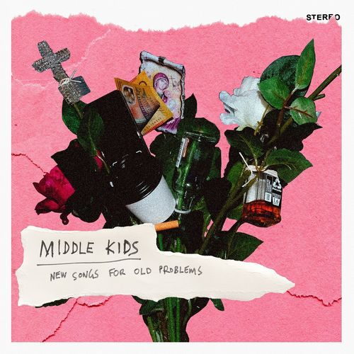 Middle Kids: New Songs For Old Problems: Limited Edition Transparent Vinyl EP