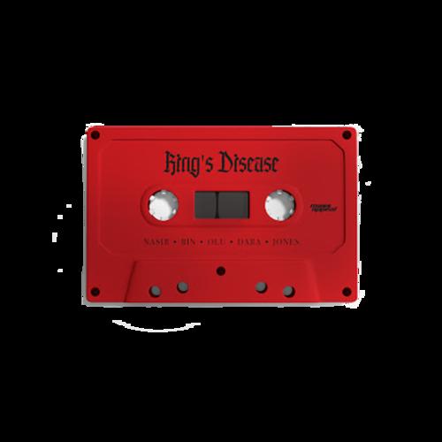 Nas: King's Disease - Cassette