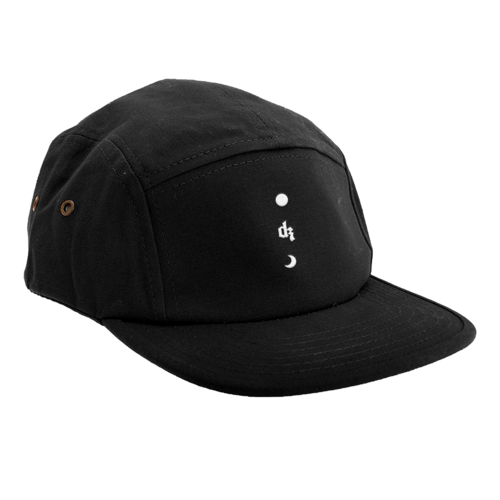 Dermot Kennedy: Without Fear Black 5-Panel Cap